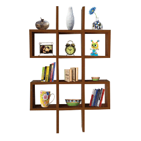 Wall Shelf Unit